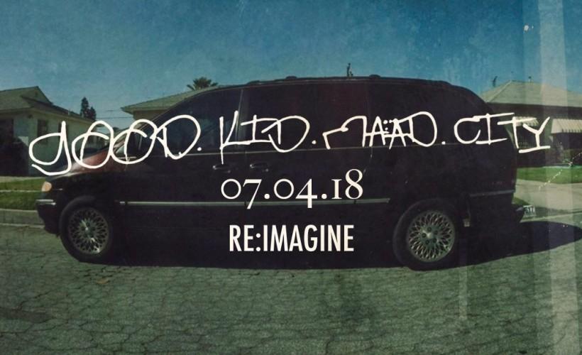 Re:imagine: Kendrick Lamar's Good Kid, MAAD City tickets
