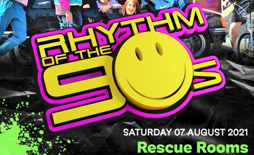Rhythm of the 90s tickets