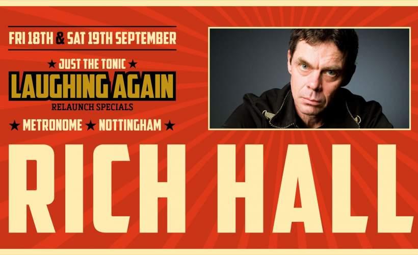 Rich Hall tickets
