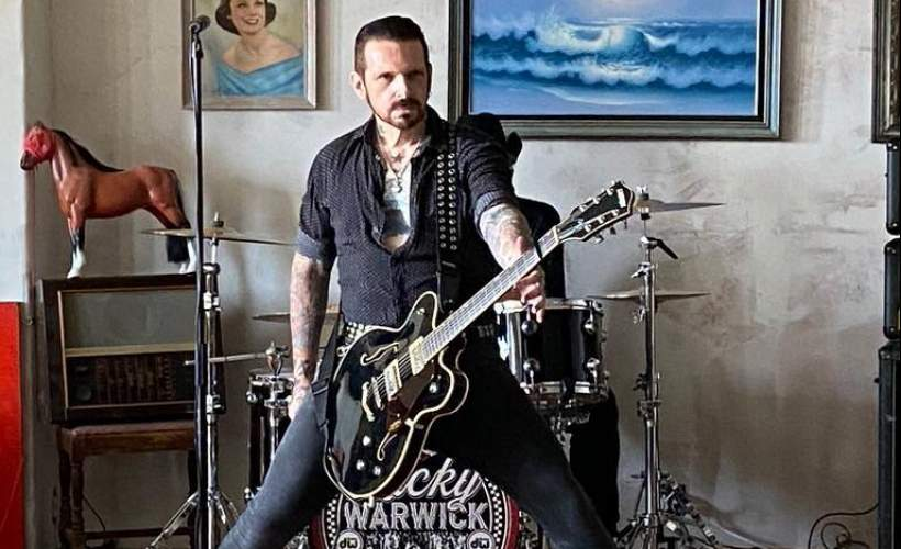 Ricky Warwick and the Fighting Hearts tickets