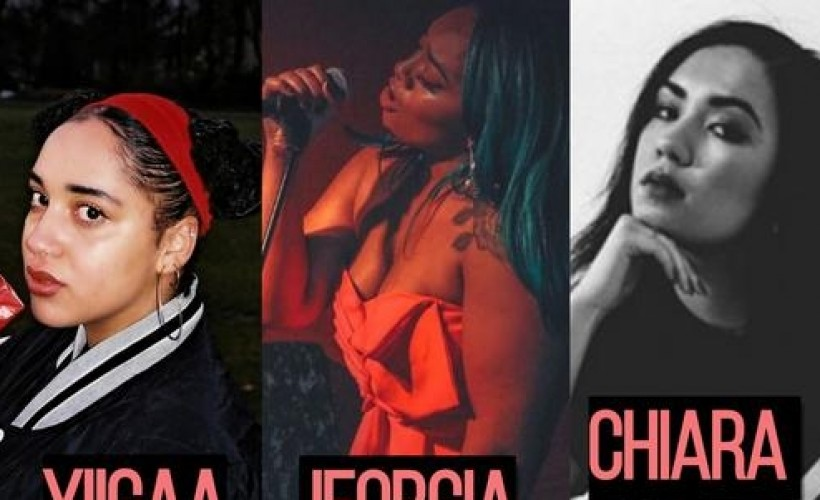 ROAR Presents Yiigaa x Chiara Noriko x Jeorgia tickets