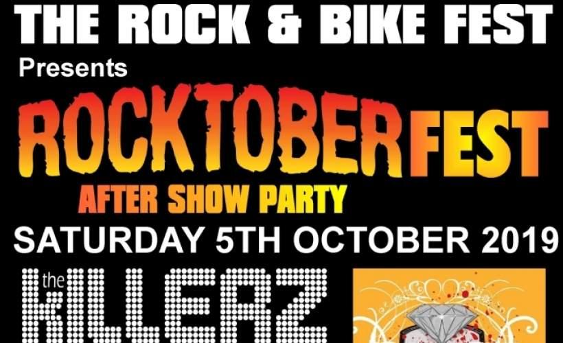 Rocktoberfest tickets