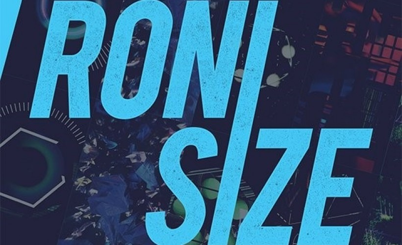 Roni Size Reprazent tickets