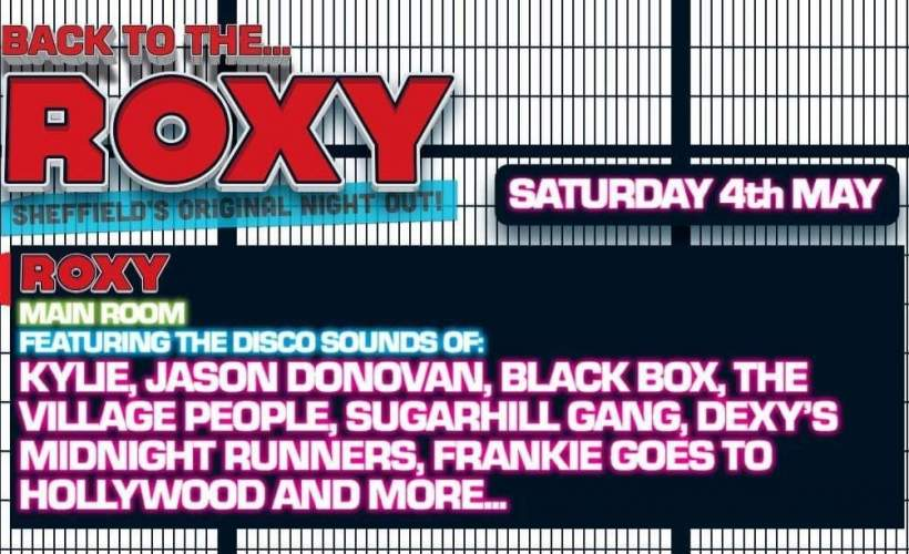 Roxy Reunion tickets