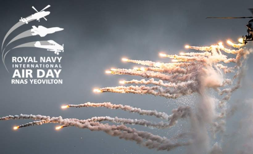 Royal Navy International Air Day tickets