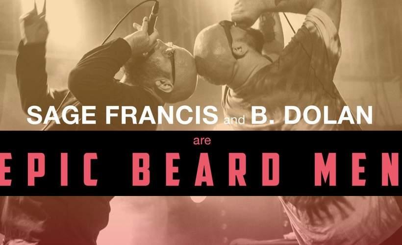 Sage Francis & B.Dolan tickets