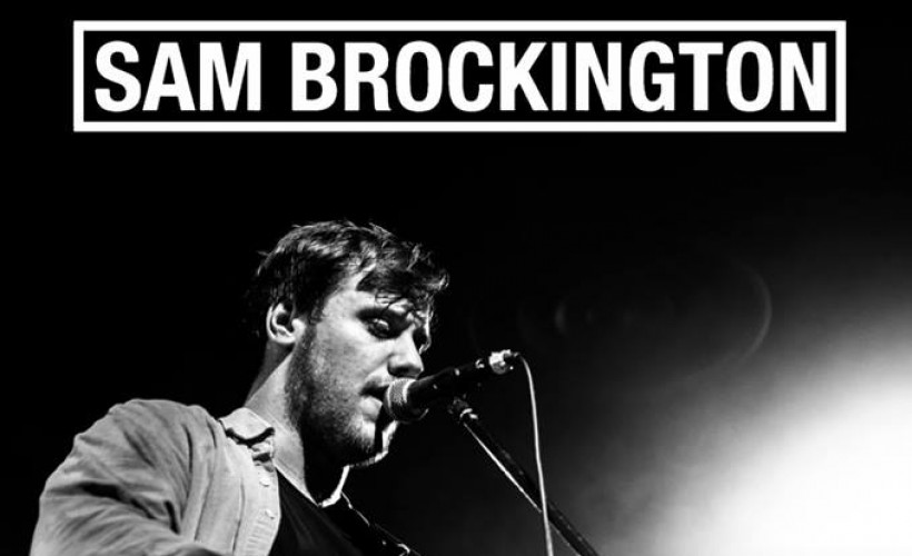Sam Brockington tickets