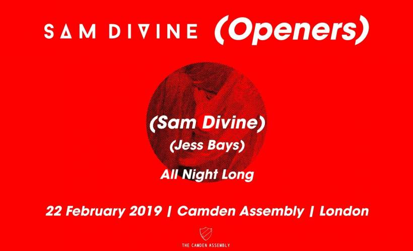 Sam Divine  tickets