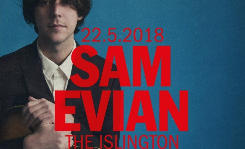 Sam Evian tickets