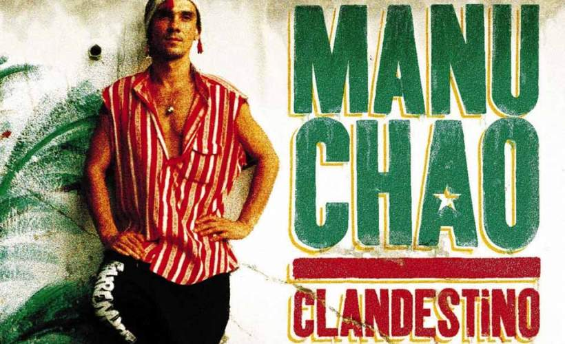 Sambroso All Stars present Manu Chao's Clandestino tickets
