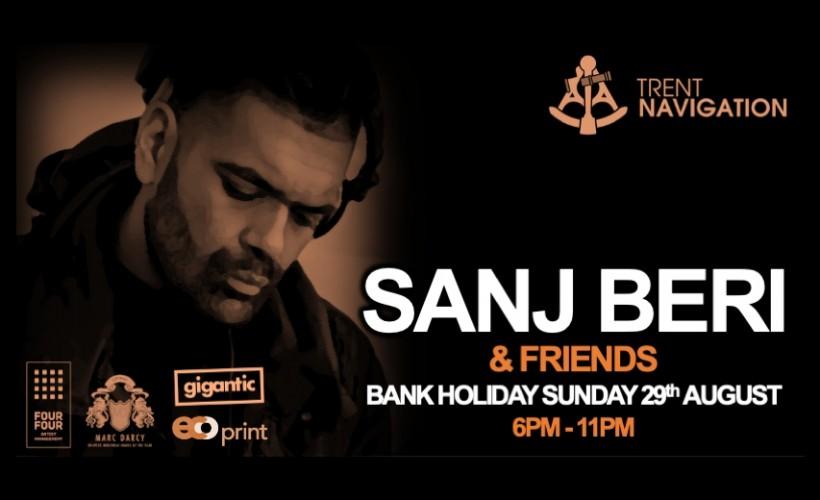 Sanj Beri tickets