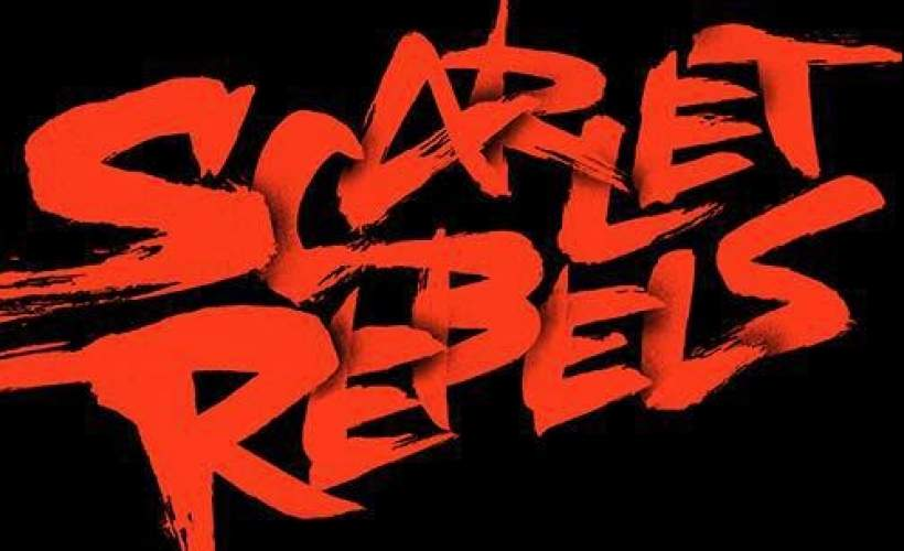 Scarlet Rebels + Revival Black tickets