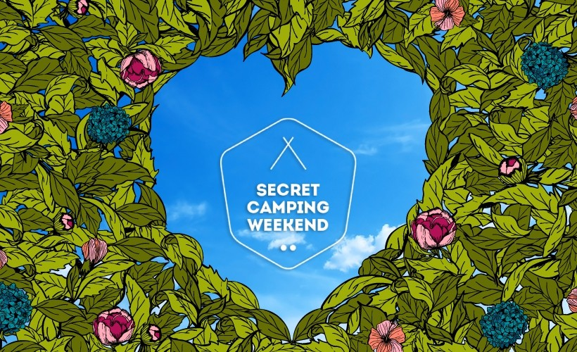 Secret Camping Weekend tickets