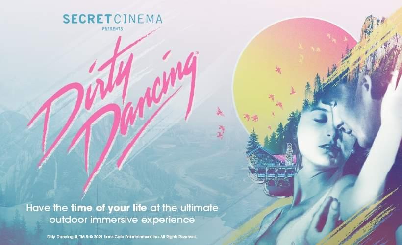 Secret Cinema tickets