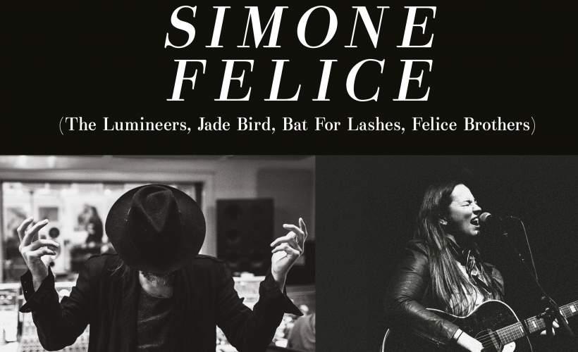 Simone Felice tickets