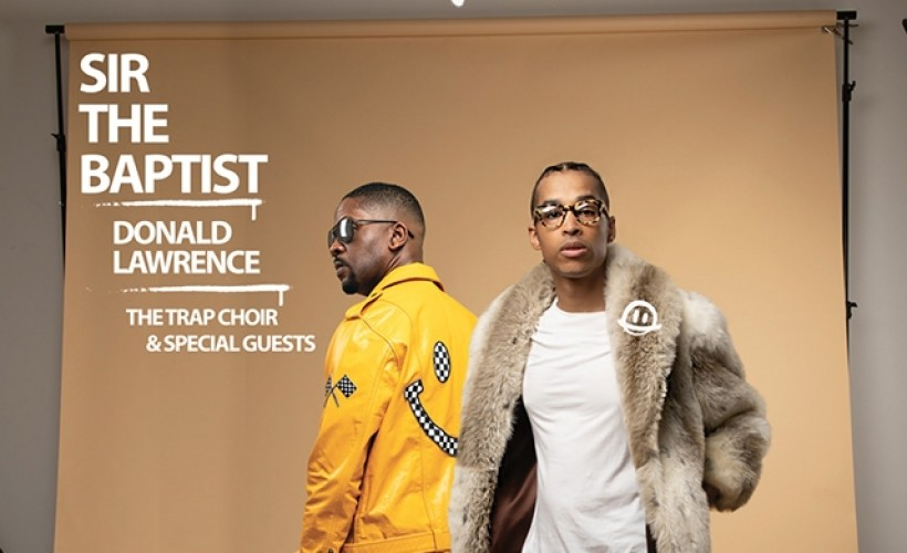 Sir The Baptist & Donald Lawrence tickets