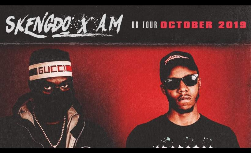 SKENGDO X AM tickets