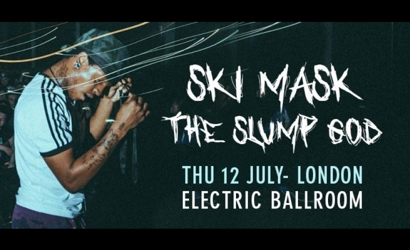 Ski Mask the Slump God tickets