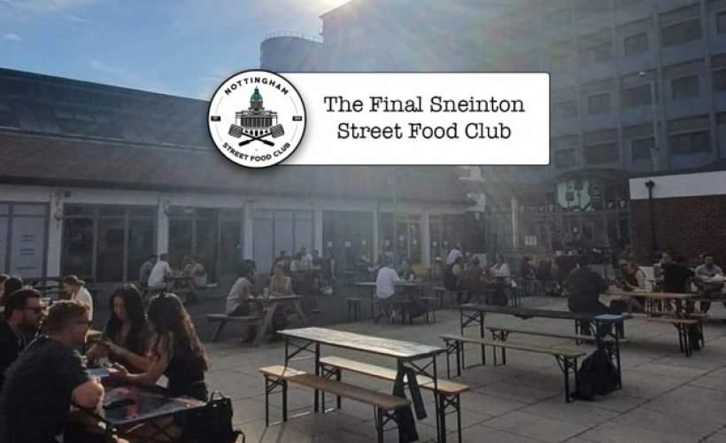 Sneinton Street Food Club tickets