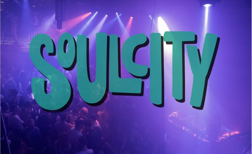 Soul City: Disco, House & Soul Every Saturday tickets