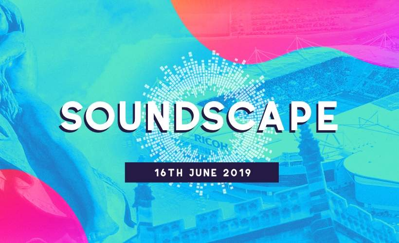 Soundscape Festival tickets