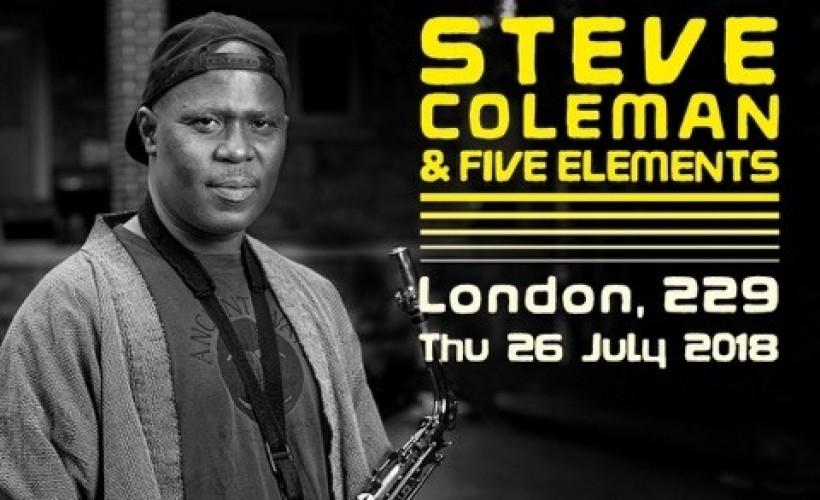Steve Coleman tickets