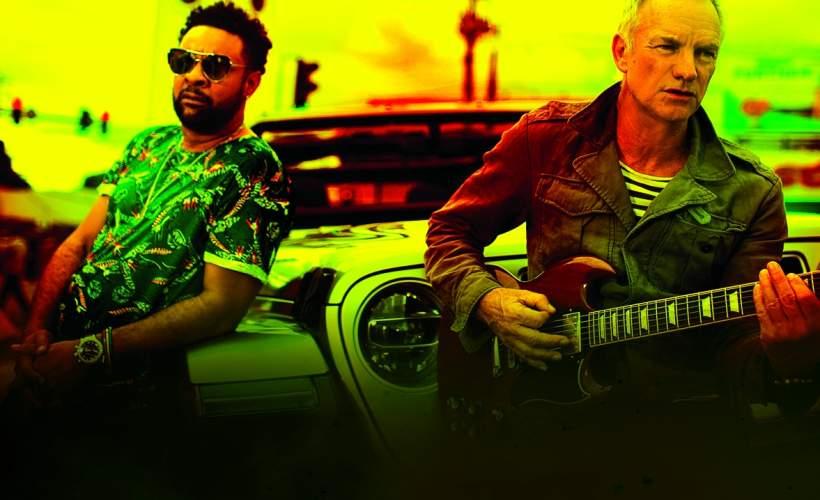 Sting & Shaggy tickets