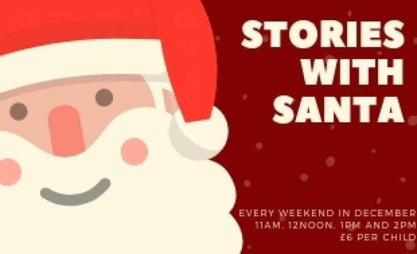 Stories with Santa tickets