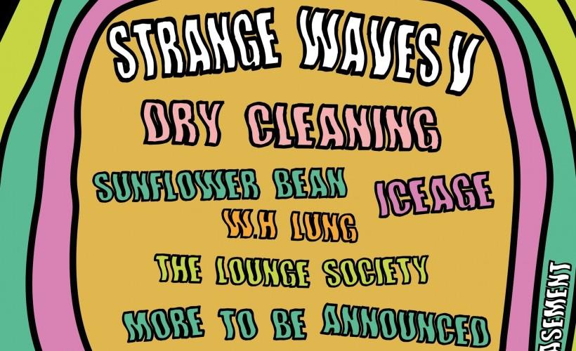 STRANGE WAVES V  tickets