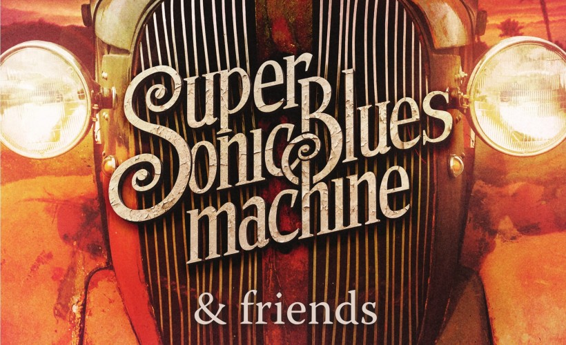 Supersonic Blues Machine  tickets