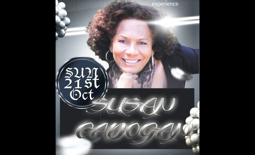 Susan Cadogan tickets