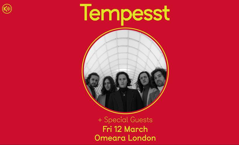 Tempesst tickets