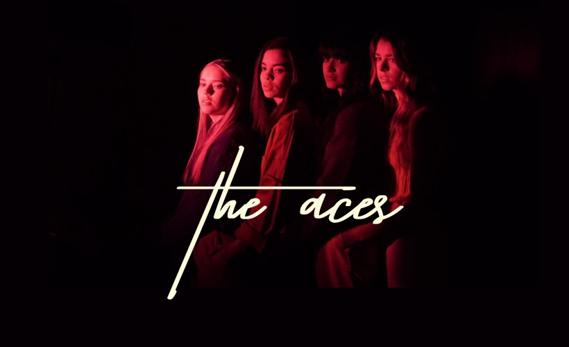 The Aces tickets