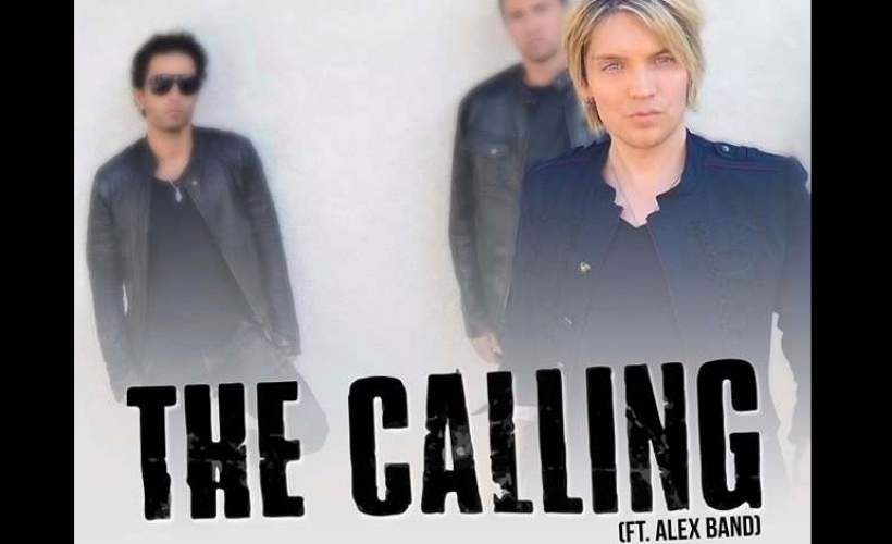 The Calling tickets
