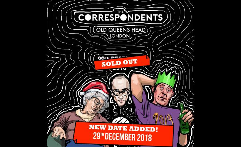 The Correspondents tickets