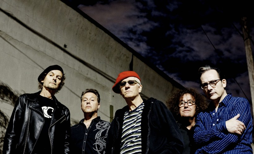 The Damned tickets