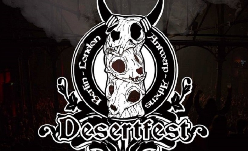 The Desertfest Tour tickets
