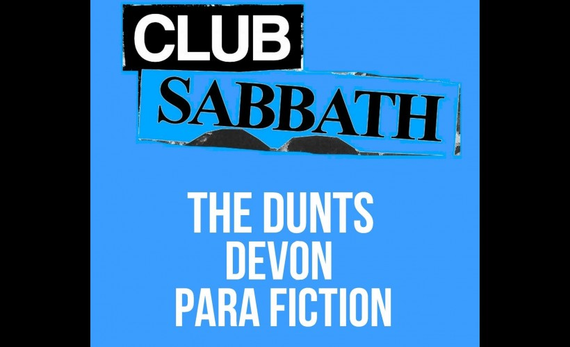 The Dunts tickets