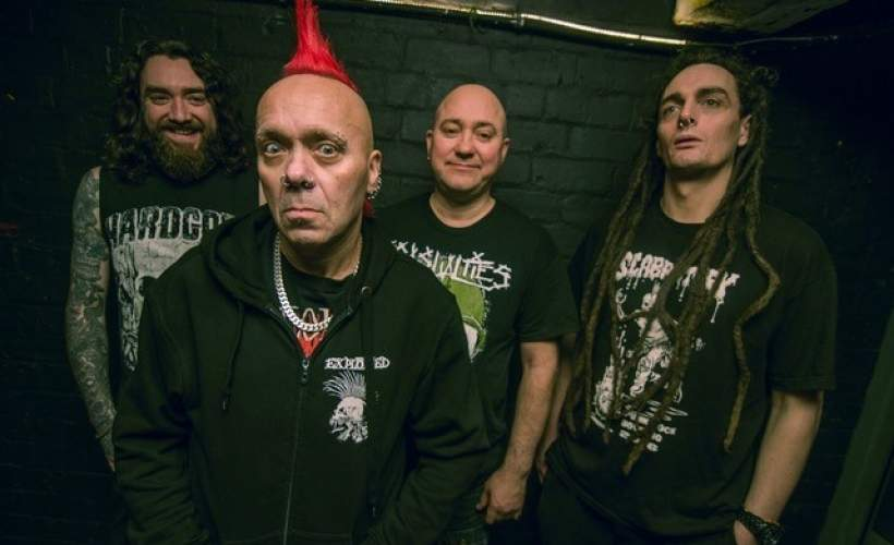 The Exploited tickets