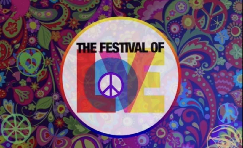 The Festival of Love tickets
