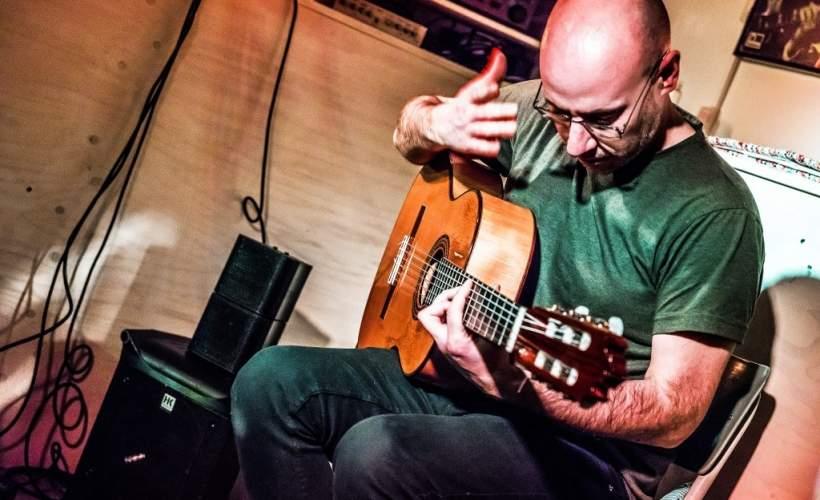 The Flamenco Thief, Craig Sutton tickets