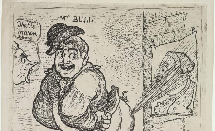 The Golden Age of Satire? Late-Georgian Satirical Prints tickets