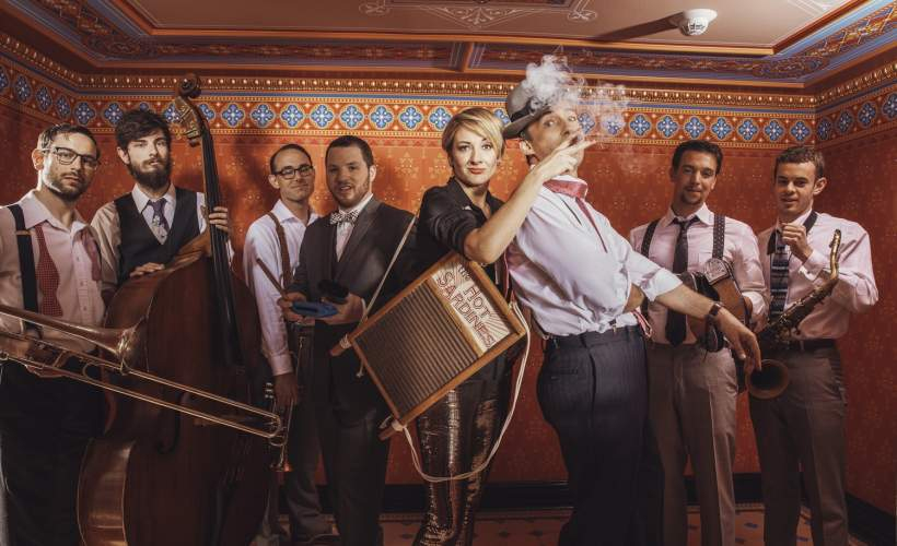 The Hot Sardines tickets