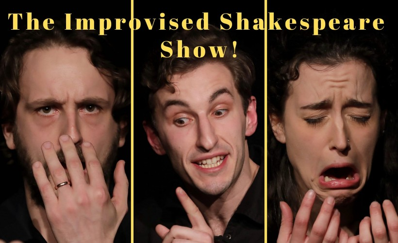 The Improvised Shakespeare Show  tickets