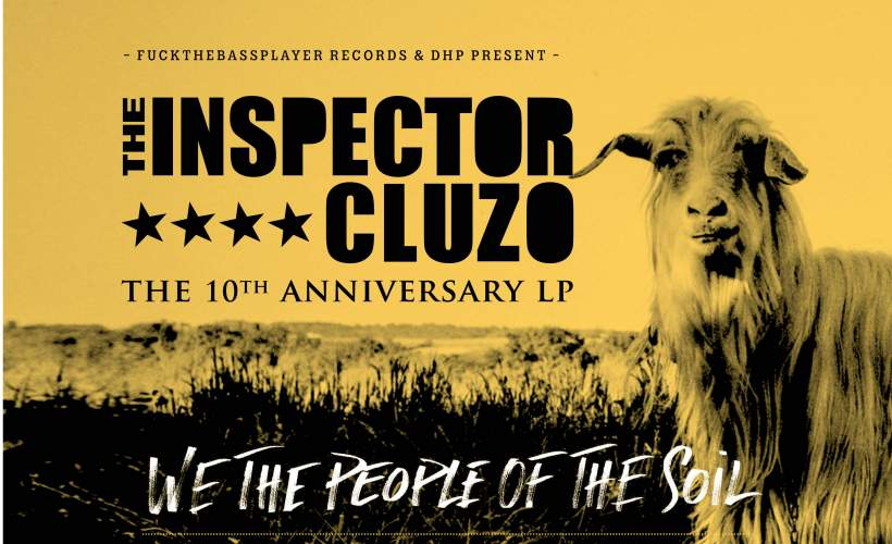 THE INSPECTOR CLUZO tickets
