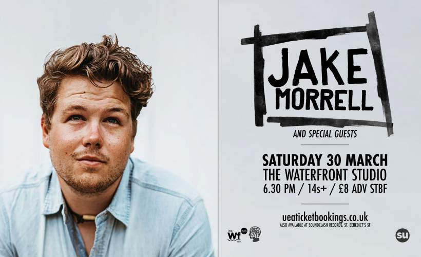The Jake Morrell Band tickets