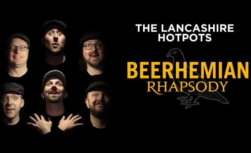 The Lancashire Hotpots tickets