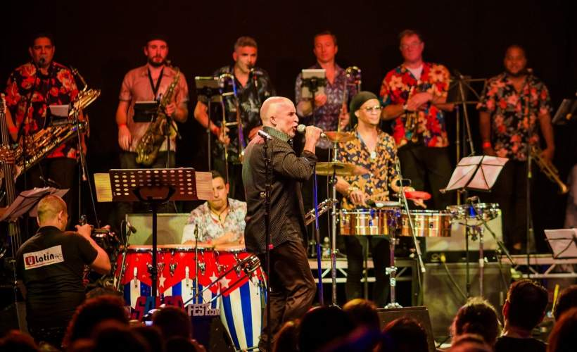 The Latin All Stars Orchestra tickets