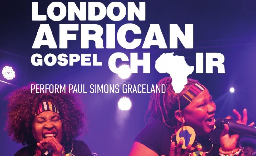 The London African Gospel Choir tickets