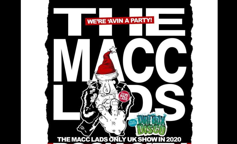 The Macc Lads tickets